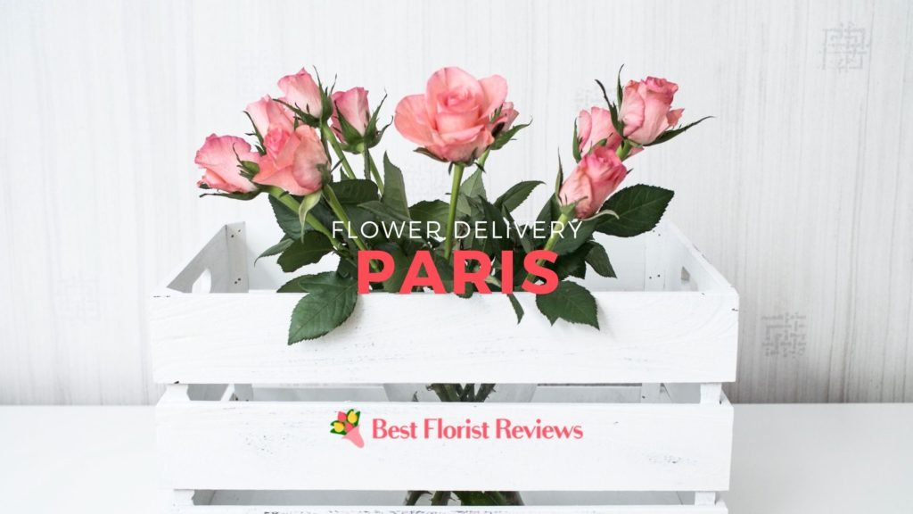 flower delivery paris