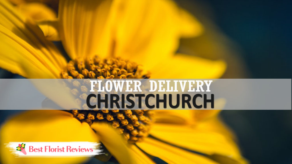 Best Flower Delivery Christchurch