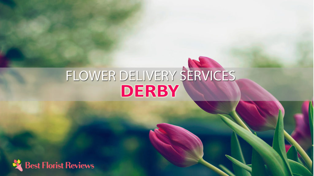 BEST FLOWER DELIVERY DERBY
