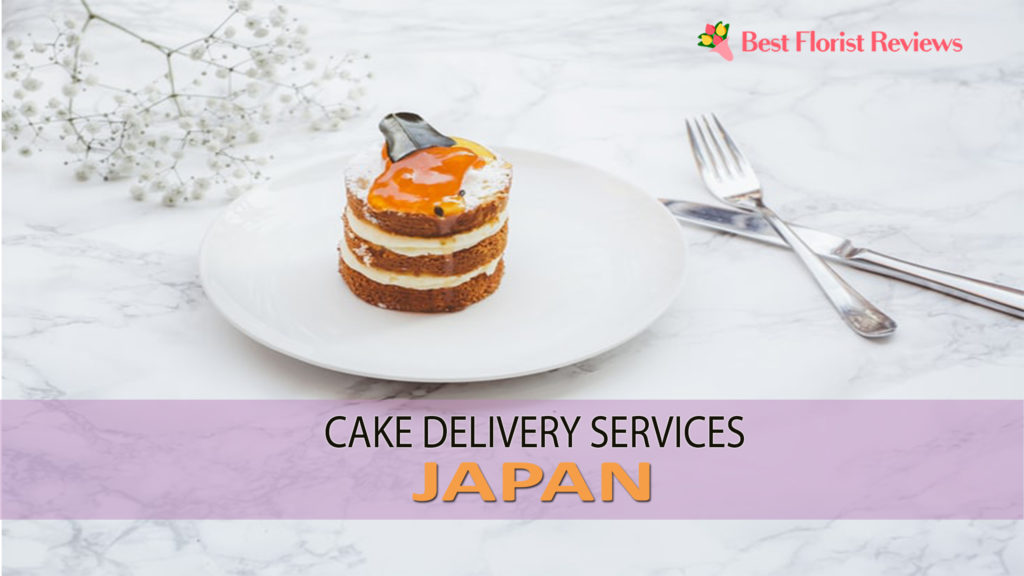 BEST CAKE DELIVERY JAPAN