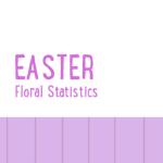 Easter Floral Statistics